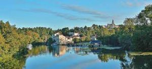 the Charente in France